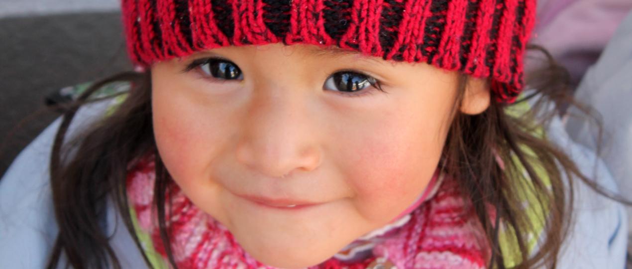 Apadrinamiento en Bolivia