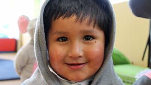 Apadrina a un niño en Bolivia