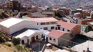 Centro de Educación Infantil El Salvador