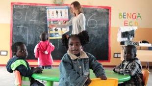 Escuela Saint Mary de Benga