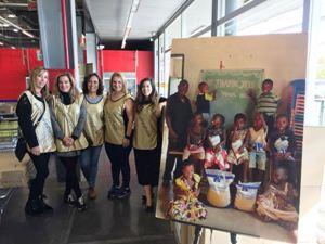 Enviamos 5,5 toneladas de alimentos a Malaui