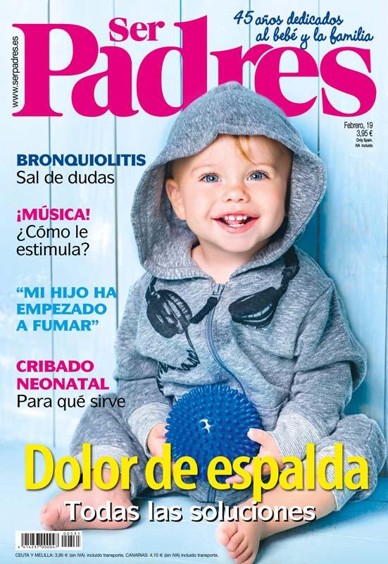Reportaje sobre el duelo infantil en «Ser Padres»