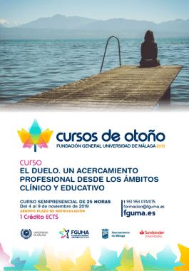 Participamos en los Cursos de la Universidad de Málaga