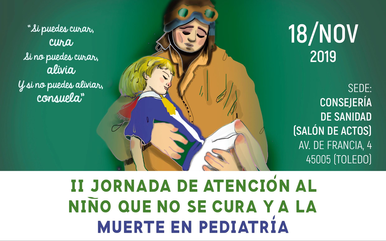 II Jornada de Atención a la Muerte en Pediatría