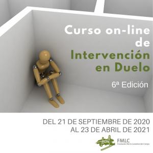 6º Curso on-line de Intervención en Duelo