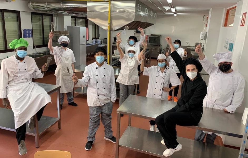 """""""Catering Solidario"""" en Alcobendas, un impulso hacia el futuro"""